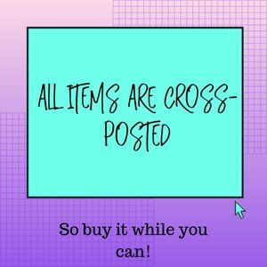 Other - 🚨ALL LISTINGS ARE ALL CROSS-POSTED!🚨